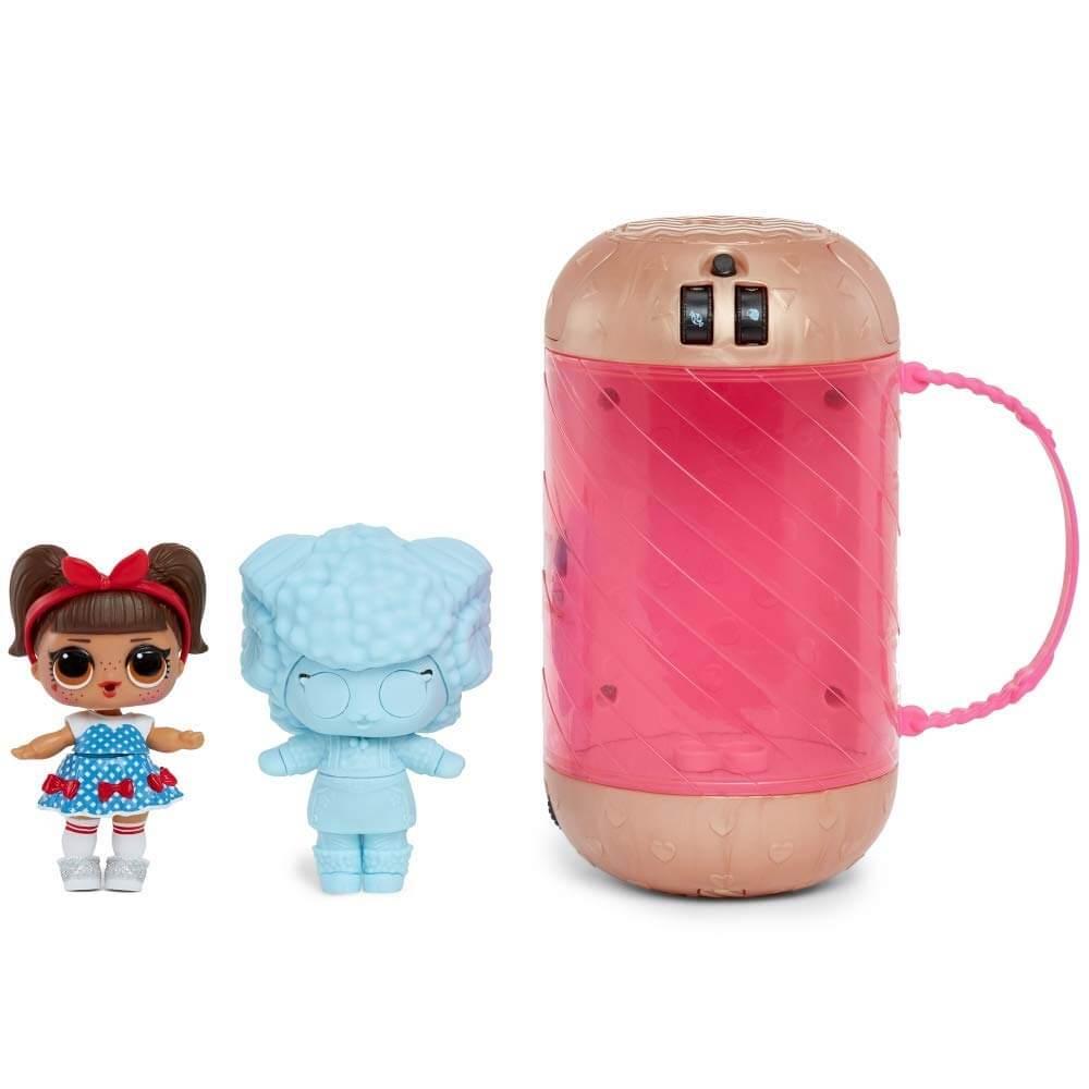 Кукла LOL Under Wraps капсула 4 серия Декодер 6 шт - 2