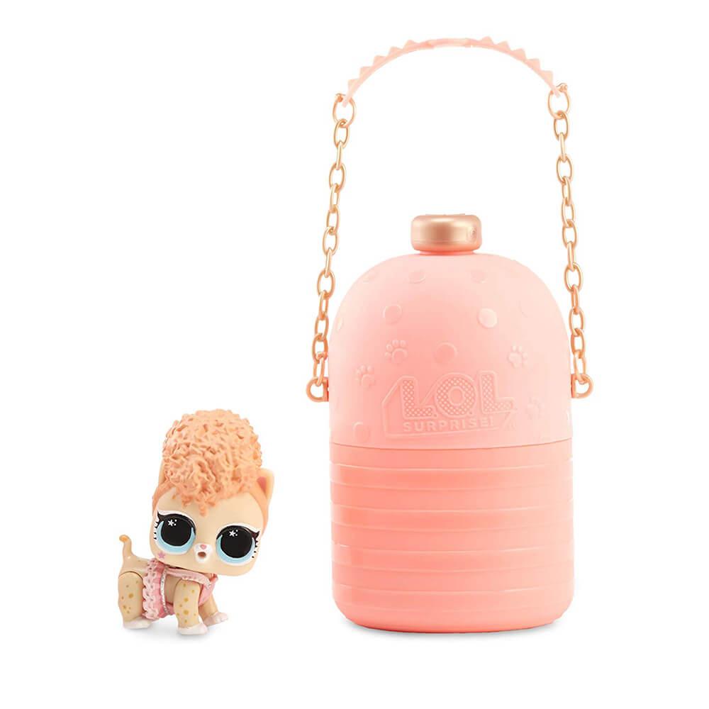 Кукла LOL Surprise Fuzzy Pets Makeover (Пушистые питомцы) 5 серия 2 волна - 4